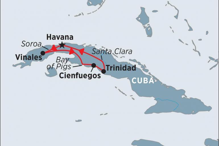 Cultural Culture Essential Cuba package