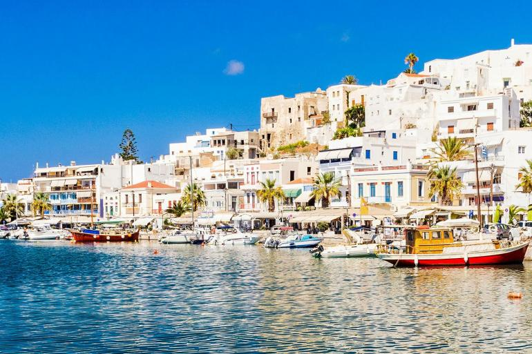 One Week Sailing Santorini to Mykonos tour