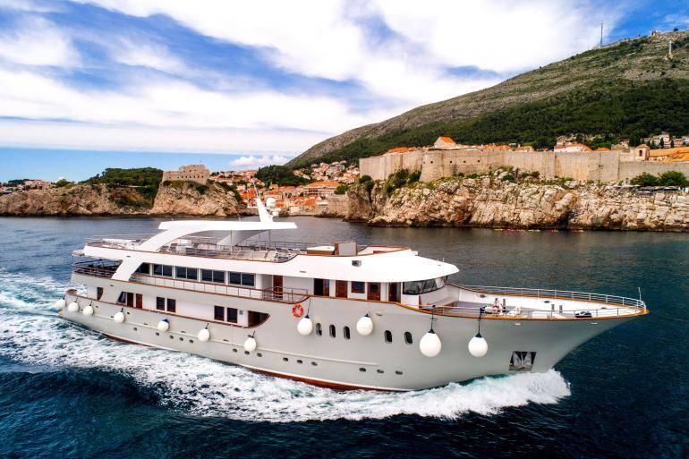 Sibenik Split Croatia & Its Islands Small Ship Cruising on the Adriatic Coast Trip