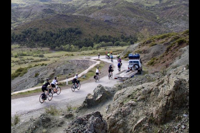 Cycling Cycling Cycle Albania package