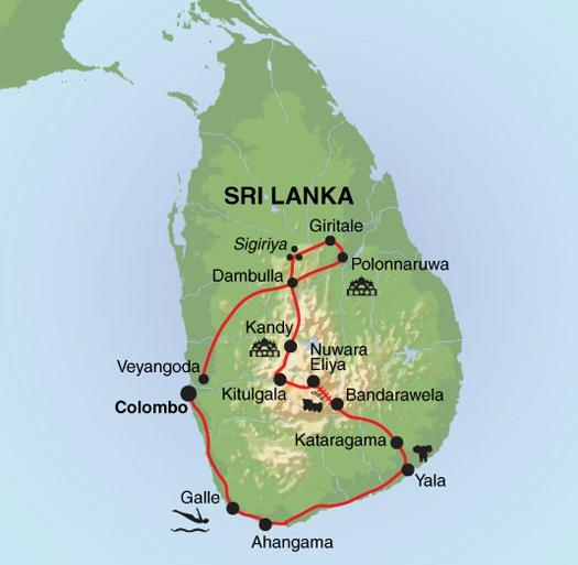 Nature & Wildlife Festivals & Special Events Discover Sri Lanka package