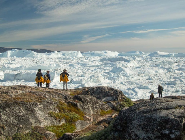 Nature & Wildlife Nature Four Arctic Islands: Spitsbergen, Jan Mayen, Greenland and Iceland package