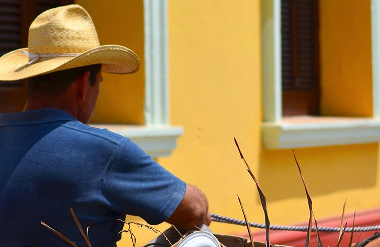 Western Cuba tour