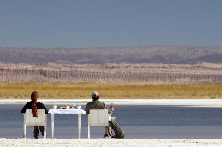 Andes Mountains Atacama Desert Atacama ( Chile ) And Uyuni ( Bolivia ) Trip