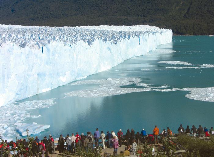El Calafate Patagonia Perito Moreno Glacier Trip