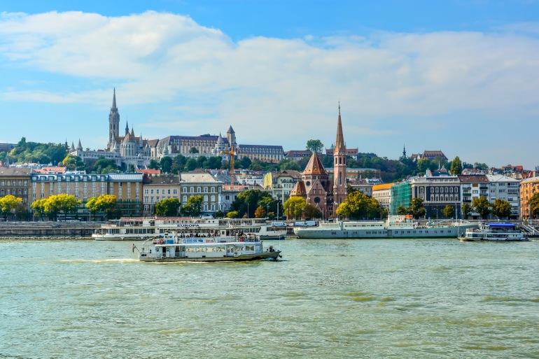 Blue Danube river-Austria-3176750-p