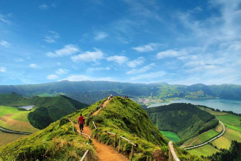 The Azores Jewels of Portugal tour