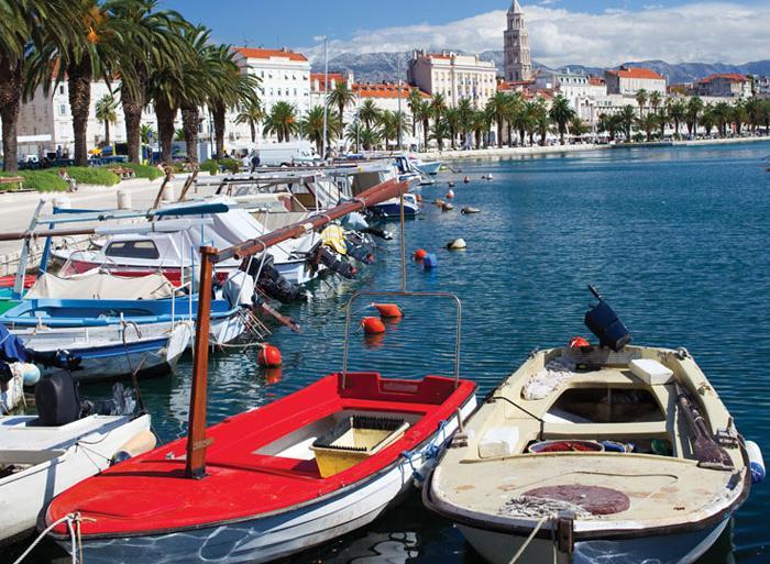 Croatia Dubrovnik One Week Sailing in Croatia: Dubrovnik to Split Trip