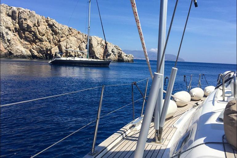 Akrotiri Mykonos One Week Sailing Santorini to Mykonos Trip