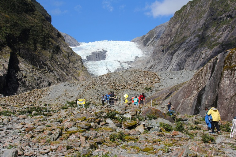 Ice Glacier hike-New zealand-1565897-p