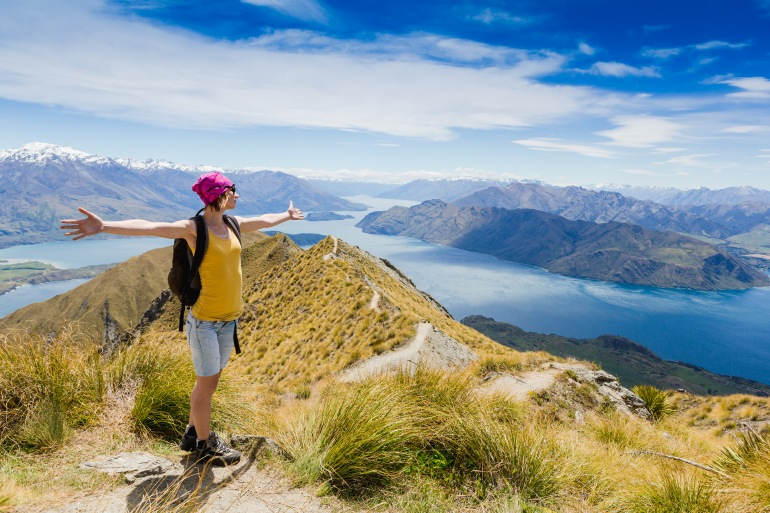 Trails of New Zealand tour