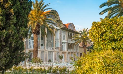 Eram Garden, Iran