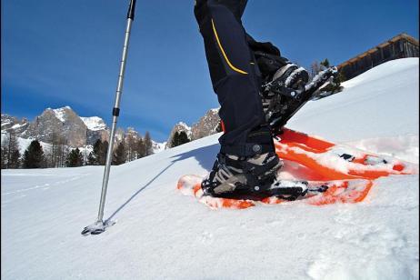 Dolomites Winter Activity Week tour