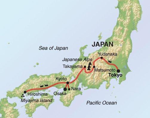Kyoto Nara Ancient & Modern Japan Trip