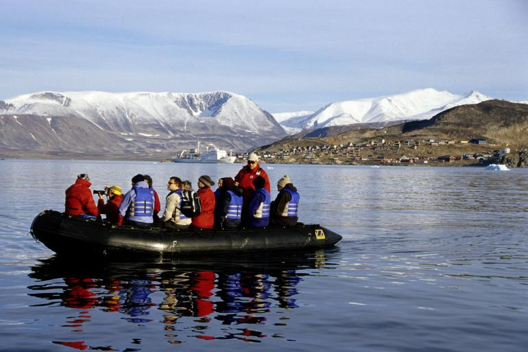 Cultural Culture Spitsbergen, East Greenland & Iceland package