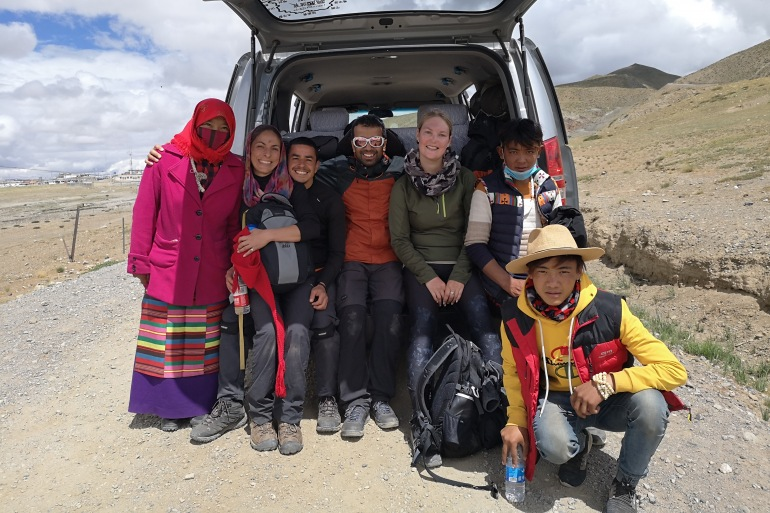 Lhasa Mt. Everest Kathmandu Overland Group Tour_p