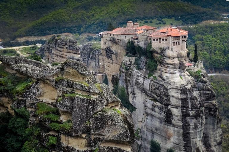 Olympus Meteora Pindos Trekking tour