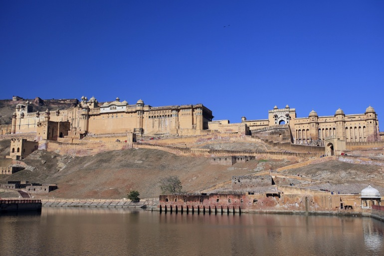 The Palace, Amber Fort of Rajastha, India