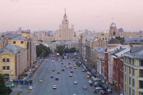 Moscow to Baltic States, Poland, Prague & Vienna tour