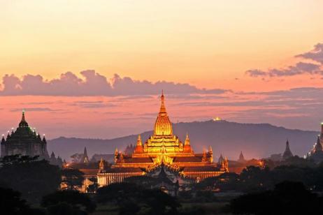 Glimpse of Myanmar & Singapore tour