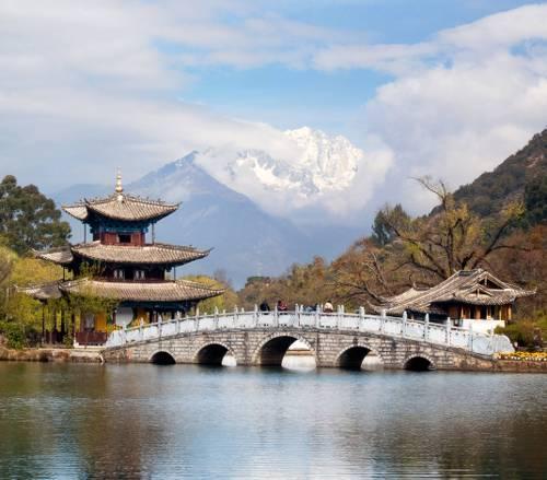 Kunming Lijiang Yunnan Meili Trek Trip