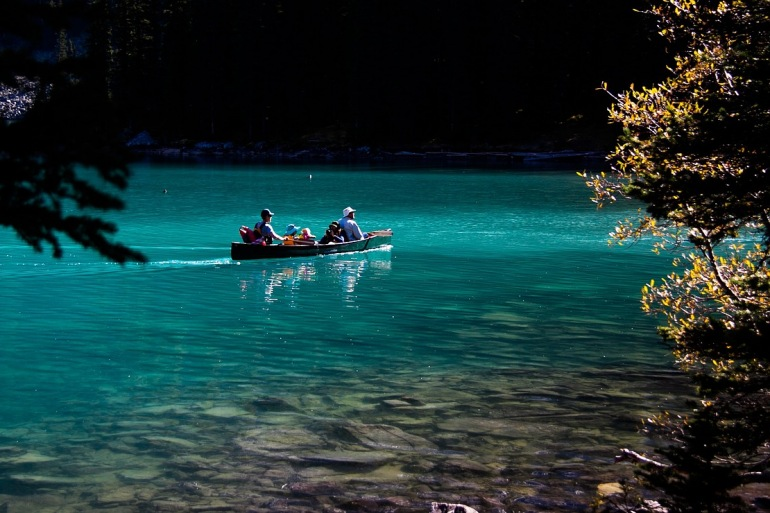 Canadian Rockies Family Journey tour
