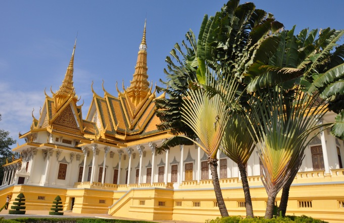 Treasures Of The Mekong Cruise