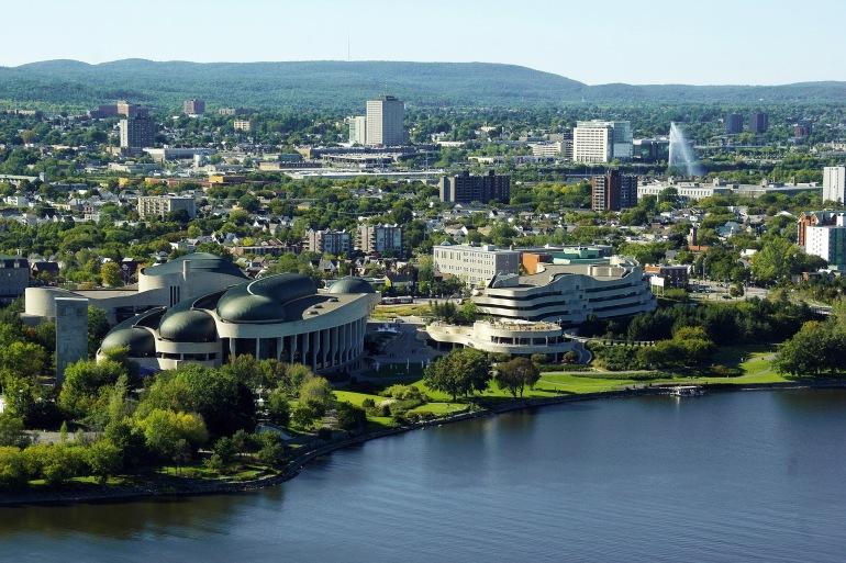 Architecture of Ottawa, Canada_1607114_P