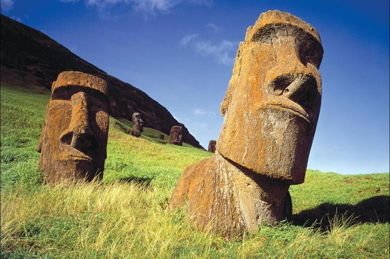 Cultural Relaxing Retreat Easter Island package