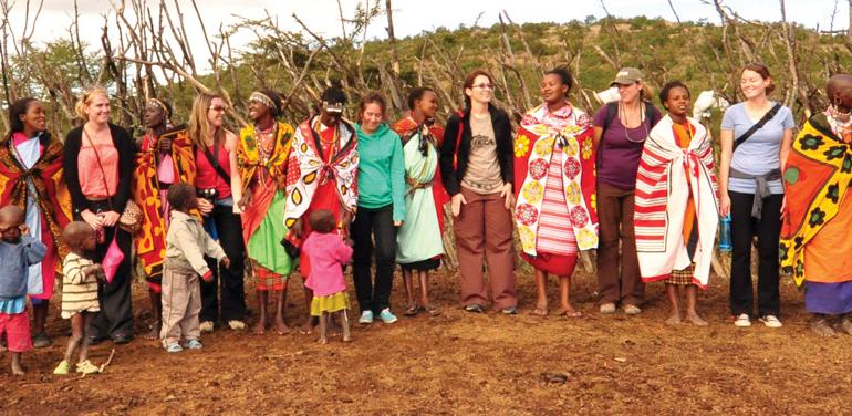 Masai Mara Walk tour