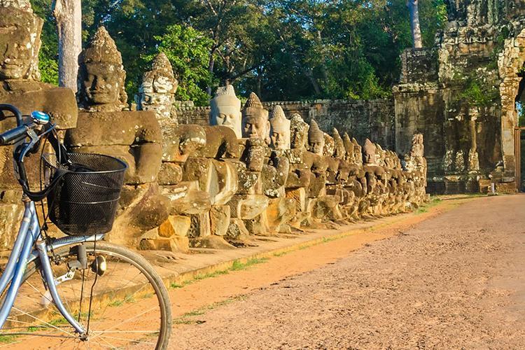 Killing Fields Mekong River  Cambodia: Hike, Bike & Kayak Trip