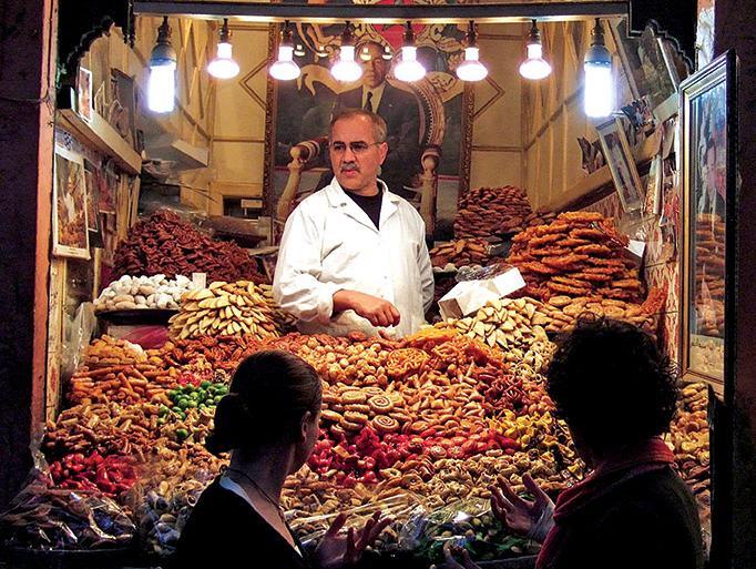 Atlas Mountains Casablanca Morocco Real Food Adventure Trip