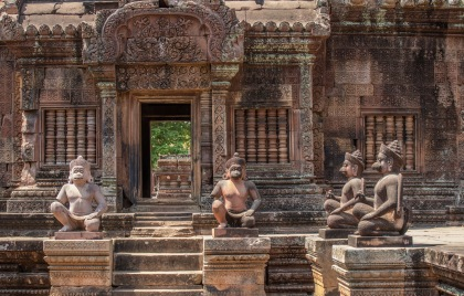 Cambodia: Hike, Bike & Kayak tour