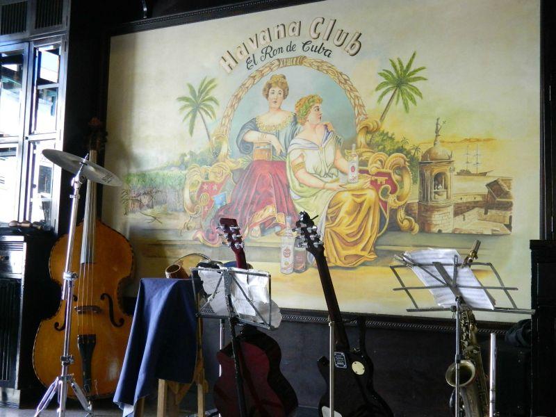 Havana Club, Cuba