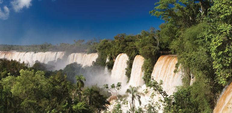 Peru, Argentina & Brazil Highlights tour