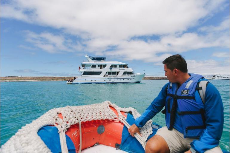 Darwin Galapagos Complete Galapagos (Daphne) Trip