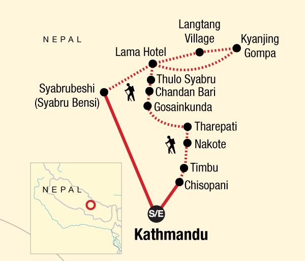 Durbar Square Himalayas Trekking Langtang Trip