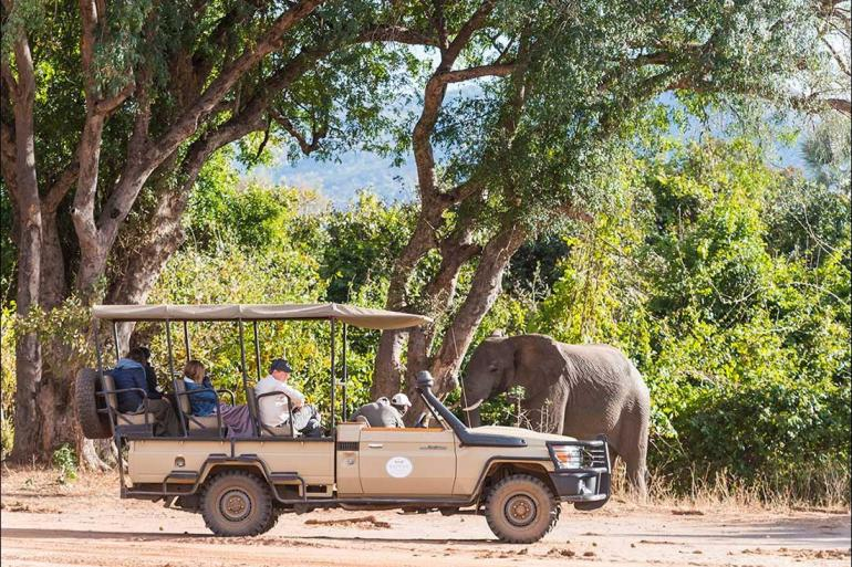 Cultural Culture Lower Zambezi Experience: Independent package
