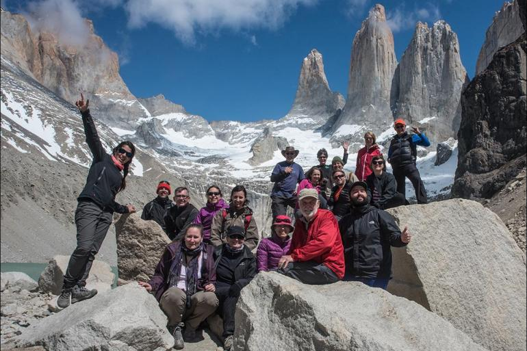 Trekking & Expeditions Trekking Patagonia Wilderness package