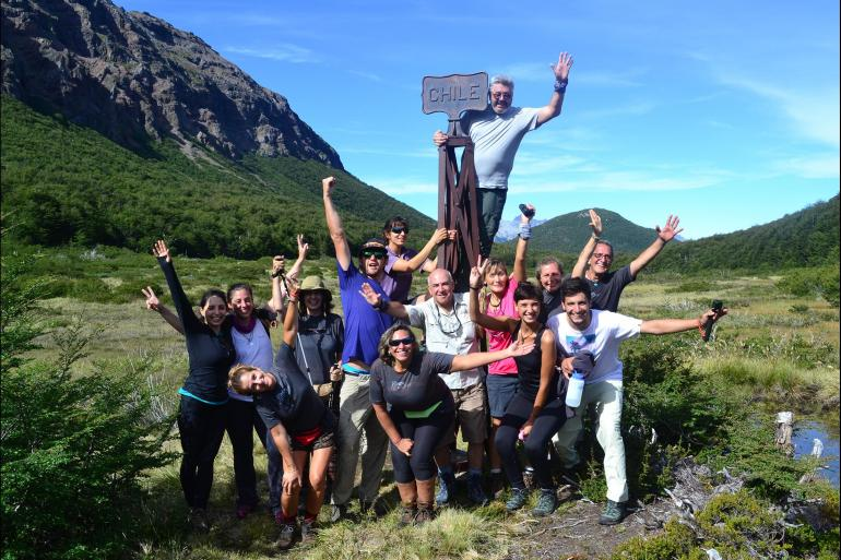Bariloche Patagonia Patagonia: Trekking in the Andes  Trip