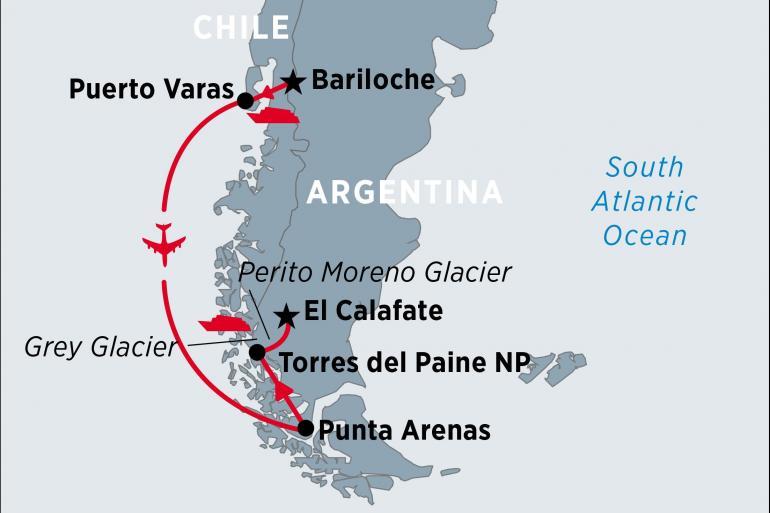 Patagonia Puerto Varas Patagonia Explorer Trip