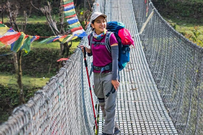 Nepal: Women's Expedition tour