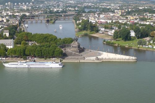 Bern Koblenz Moselle Barge & Bike Trip