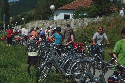 Moselle Barge & Bike tour