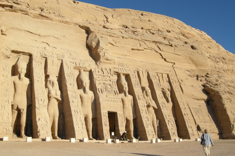 Abu Simbel Rock temple of Egypt-Africa-1715712-1920-P