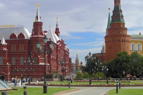 Cruise of the Czars: The Russian Waterways tour