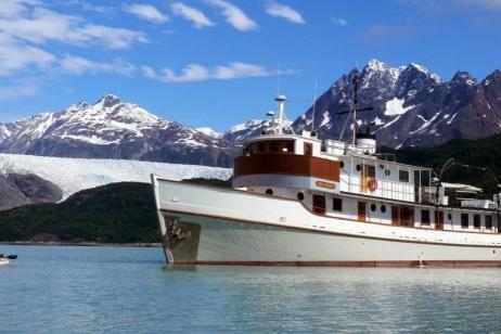 Alaskan Small Ship Adventure tour