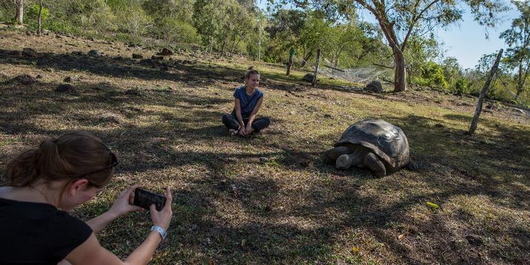 Family Land Galápagos — Multi-Activities tour