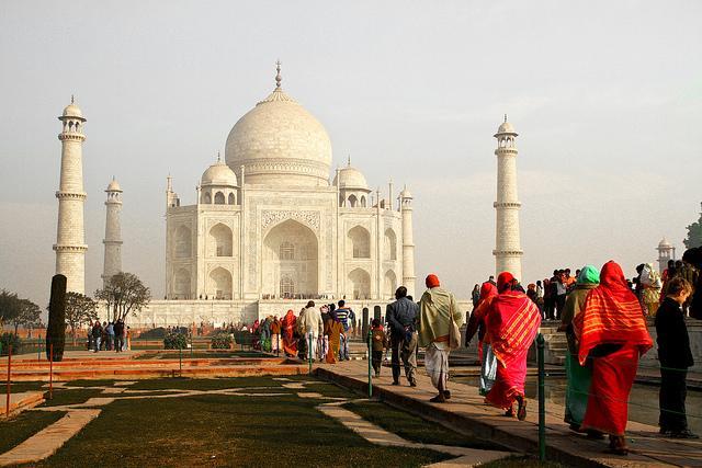 India Spiritual Walking Journey tour
