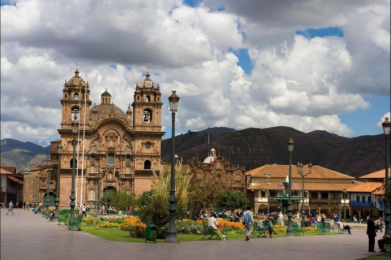 Arequipa Cusco Peru Highlights Trip
